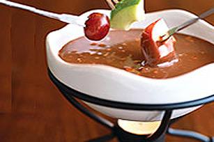 Fondue au chocolat TOBLERONE Image 1