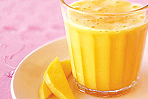 Lemon Mango Smoothie Image 1