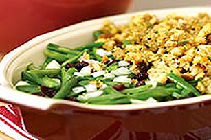 Cayla's Crunchy Green Beans Image 1