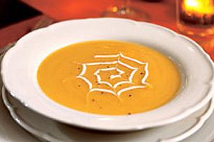 courge musquée soupe