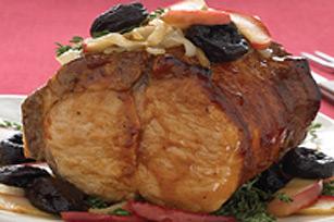 Rôti de porc au thym