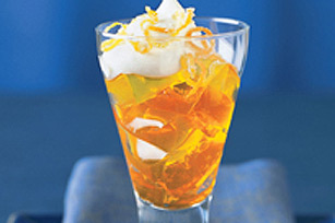 Orange-Lemon JELL-O Parfait Image 1