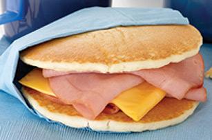 Crêpe sandwich