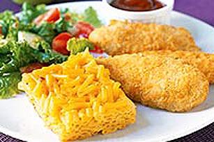 Lingots d'or au macaroni et fromage Image 1