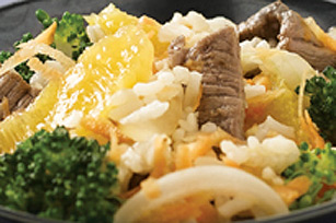 Ginger Beef Rice Image 1