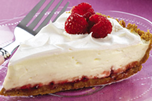 Raspberry-Lemon Pie Image 1