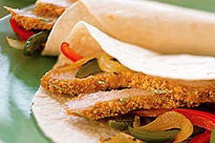 Fajitas au porc et à la lime au four Image 1