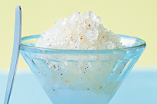 Lemonade-Cayenne Frozen Dessert Image 1