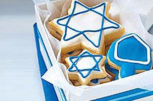 Biscuits au sucre pour Hanoukka Image 1
