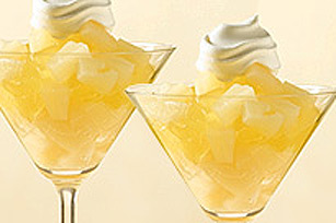 Lemon Mocktail Parfait
