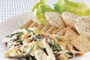 Creamy Curried Chicken Salad