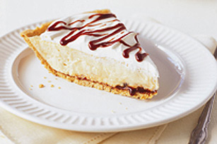 Chocolate-Peanut Butter Cream Pie