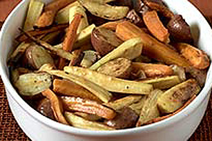 Roasted Root Vegetables Image 1