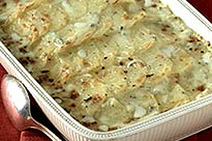 Blue Cheese Scalloped Potatoes Image 1
