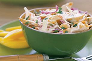 Salade de chou thaïe en 5 minutes
