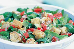 Salade toscane au pain Image 1