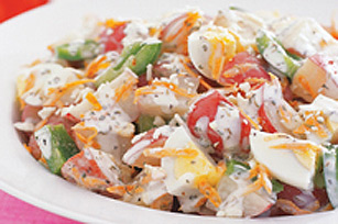 On-the-Light-Side Potato Salad