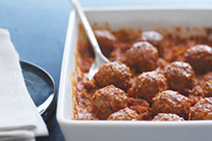 Porcupine Meatball Appetizers