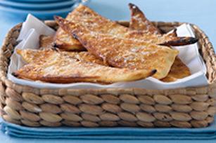 Pain grillé au parmesan Image 1