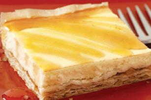 Baklava au fromage sucré