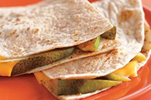 Tortilla pour matin d'automne