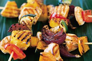 Brochettes de poulet des Caraïbes Image 1