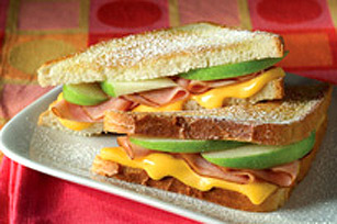 VELVEETA Sweet & Cheesy Panini Image 1