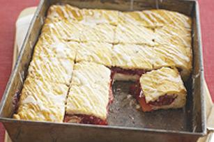 Cherry Crème Danish Dessert