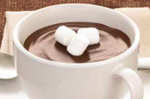 Pouding au chocolat chaud en tasses Image 1