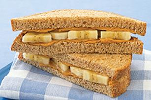 P. B. & Banana Sandwich