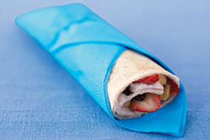 Fruit and Nut Wrap Image 1