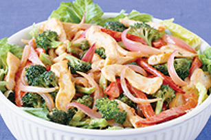 Peanutty Stir-Fry Salad Image 1
