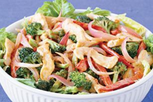 Salade de sauté aux arachides Image 1