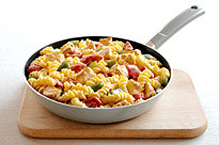 Creamy Chicken Rotini