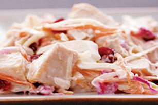 Turkey Slaw Salad