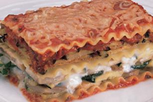 Lasagna Primavera Image 1