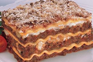 Lasagne à la viande Image 1