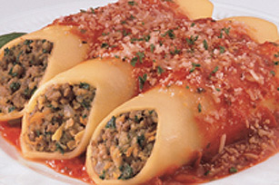 Manicotti alla Bolognese Image 1