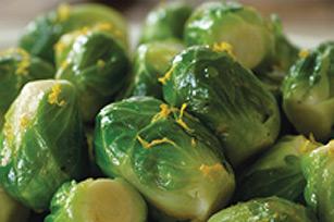 Choux de Bruxelles sucrés avec vinaigrette balsamique Image 1