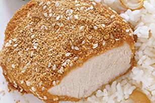 Repas de côtelettes de porc croustillantes Image 1
