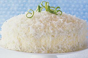 Gâteau boule de neige Image 1