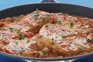 Côtelettes de porc mexicana Image 1
