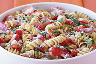 Fresh From the Garden Tomato Pasta Image 1