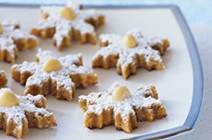 Flocons de neige aux noix de macadamia et à la lime Image 1