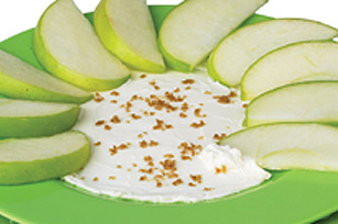Over-The Top Apple Snack