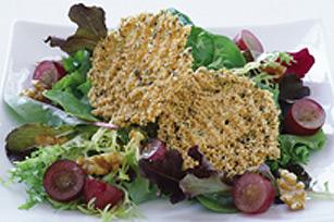 Salade mixte avec croquants au parmesan  Image 1