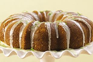 Gâteau acidulé aux agrumes