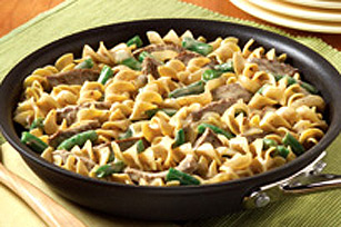 VELVEETA Steak Stroganoff