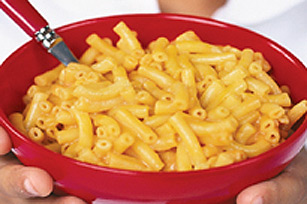 Macaroni au fromage 14 carats