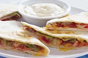 Quesadillas club